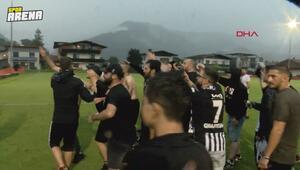 Beşiktaş taraftarından Orhan Aka tepki