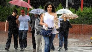 Meteoroloji yayımladı Ağustos yağmurla geliyor...