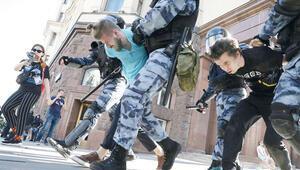 Rusya'da yerel seçim gerilimi