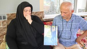 Acılı aile soruşturma açılmasını istiyor