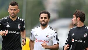 Douglas ilk kez antrenmanda | Beşiktaş haberleri...