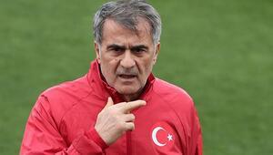 Şenol Güneş, Türk takımlarının Avrupadaki hazırlık maçlarını izleyecek