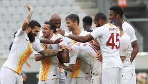 Bordeaux 1-3 Galatasaray