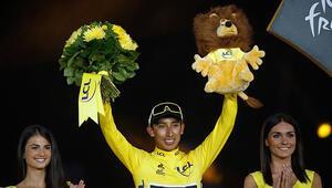 Bernal, Fransa Turunun son 110 yıldaki en genç şampiyonu