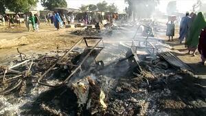 Nijeryada cenaze törenine saldırı: 65 ölü