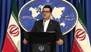 İran Dışişleri Bakanlığı Sözcüsü Museviden önemli açıklamalar
