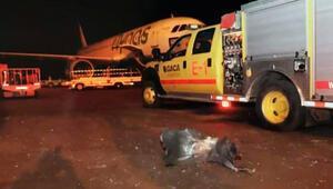 Husilerden Suudi Arabistanın Abha Havalimanına İHA saldırısı
