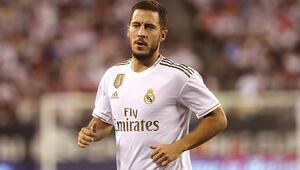 Real Madridde Hazard depremi