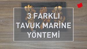 3 Farklı Tavuk Marine Yöntemi | Mucize Lezzetler