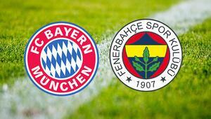 Bayern Münih Fenerbahçe maçı ne zaman ve saat kaçta Maç hangi kanaldan canlı izlenecek