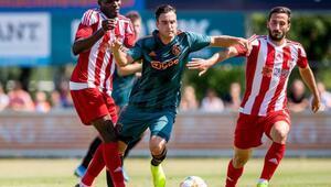 Demir Grup Sivasspor, Ajaxla 1-1 berabere kaldı