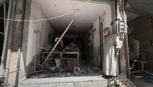 İdlibdeki hava saldırılarında 15 sivil öldü