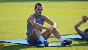 Trabzonspor yurda döndü Avusturya kampının yıldızı Abdulkadir Parmak...