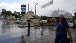 Marmarada sağanak bekleniyor 30 Temmuz hava durumu tahminleri