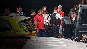 Saldırı olayı sonrası harekete geçti Mesut Özil...