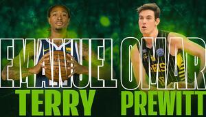 Prewitt ve Terry, Teksüt Bandırma BKda | Transfer haberleri...