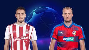 Başakşehirin rakibi Olympiakos mu, yoksa Plzen mi olacak iddaanın favorisi...