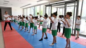 Mamak'ta yaz spor okullarına yoğun talep