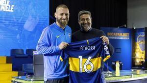 De Rossi, Boca Juniors için heyecanlı