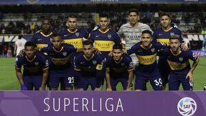 Boca Juniors 0-0 Huracan (ÖZET)