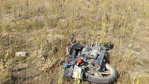 TIRın çarptığı motosikletteki çocuklardan biri öldü, diğeri yaralı