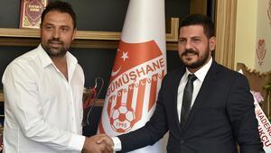 Gümüşhanesporda Fatih Akyel dönemi | Transfer haberleri...