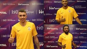 Galatasarayda 3 futbolcu sağlık kontrolünden geçti