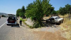 Adıyamanda kaza: 3ü çocuk 6 yaralı