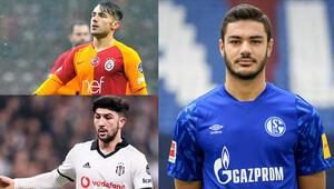 UEFA'nın gelecek vadeden yıldızlar listesinde 3 Türk Ozan, Yunus, Güven...