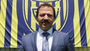 Ankaragücünde Mehmet Yiğiner yeniden başkan seçildi