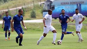 Adana Demirspor ile BB Erzurumspor yenişemedi