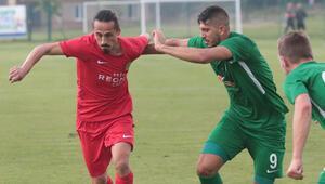 Antalyaspor - Rizespor maçında 4 gol