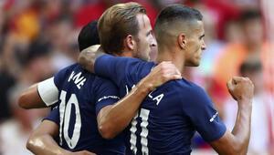 Real Madrid 0-1 Tottenham