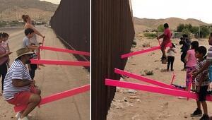 ABD - Meksika sınırına bunu yaptılar
