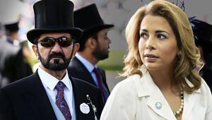 Diplomatik kriz çıkabilir Prenses Haya korunma istedi