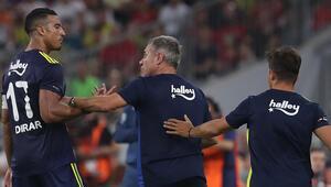 İkinci Emenike vakası... Fenerbahçeli futbolcu oyunu terk etmek istedi