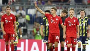 Bayern Münih 6-1 Fenerbahçe (Maçın özeti)