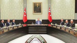 MGK'da 'barış  koridoru' vurgusu