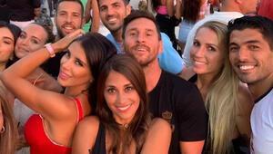 Lionel Messiye tatilde saldırı