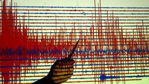 Son dakika... Yunanistanda 5 büyüklüğünde deprem