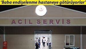 Ankarada kimyasal zehirlenme paniği Acil servis karantinaya alındı