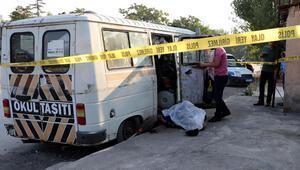 20 yıldır yaşadığı minibüste ölü bulundu