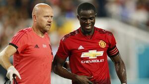 Manchester Unitedda Bailly sakatlandı Yeni yıla kadar yok...
