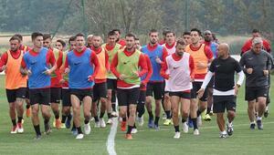 Gençlerbirliği, Bolu kampını tamamladı 2 maçta...