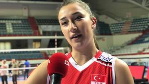 Hande Baladın: Olimpiyatlara gitmeyi çok istiyoruz