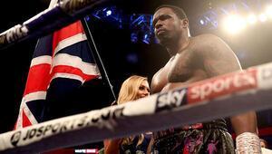 Şampiyon boksörün unvanı alındı