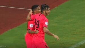 PSGli Metehan Güçlüden müthiş gol