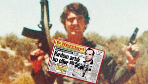 Türkiyeden Ermeni teröriste sıkı takip