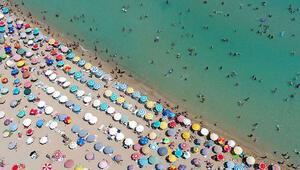 Türkiyede otel doluluk oranı ilk yarıda yüzde 63,8e ulaştı