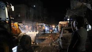 İdlibe hava saldırılarında iki çocuk öldü